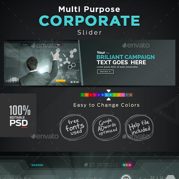 Multi Purpose Slider