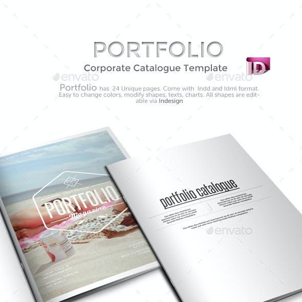 Portfolio - Business Portfolio Catalogue