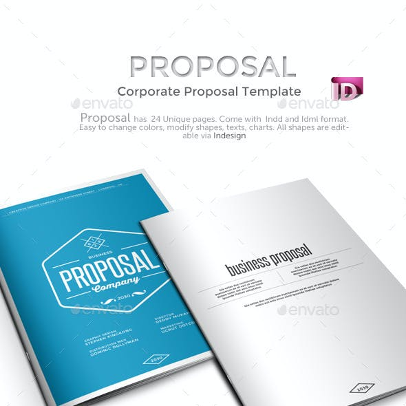 Proposal - Business Proposal Template