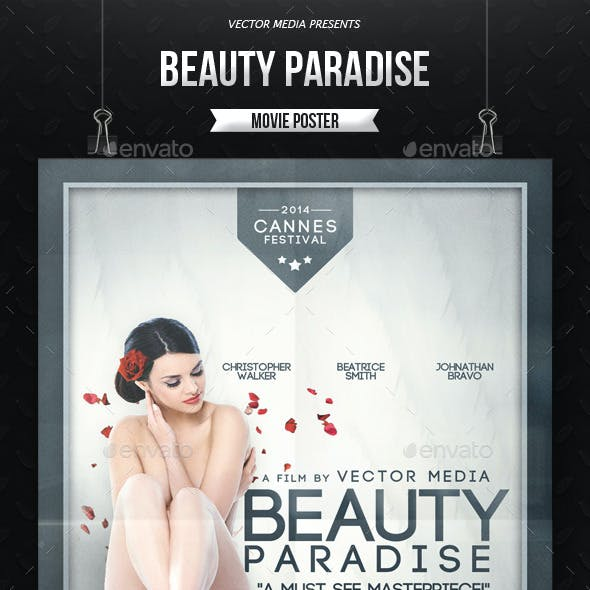 Beauty Paradise - Movie Poster
