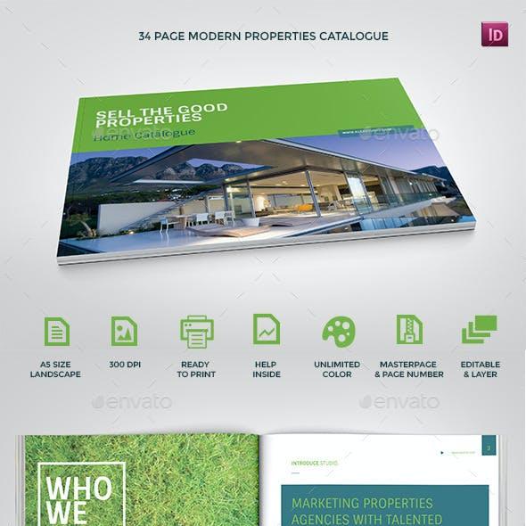Modern Properties Catalogs