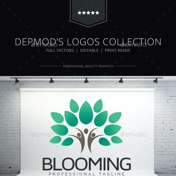 Blooming Logo