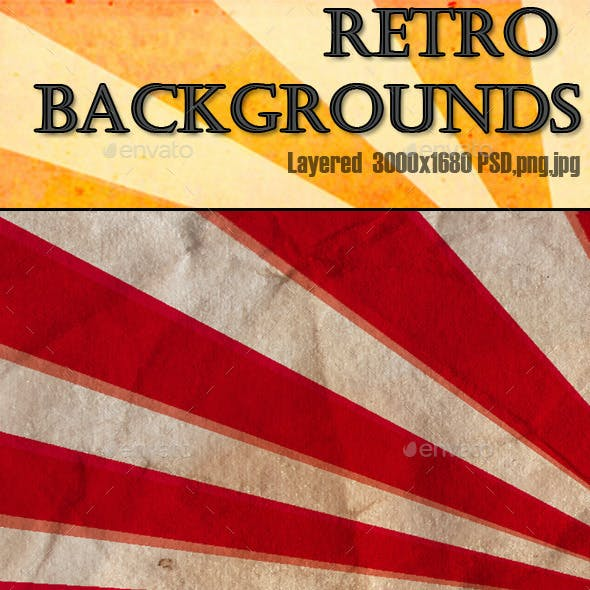 Retro Backgrounds