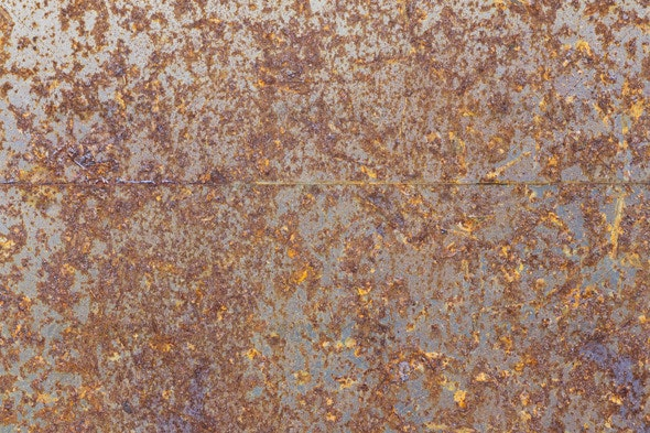 Rusty Corroded Metal Texture - Metal Textures