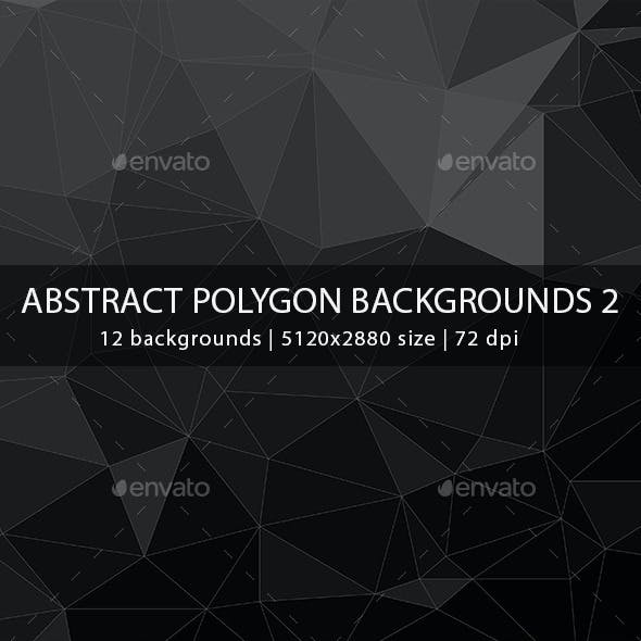 Abstract Polygon Backgrounds 2