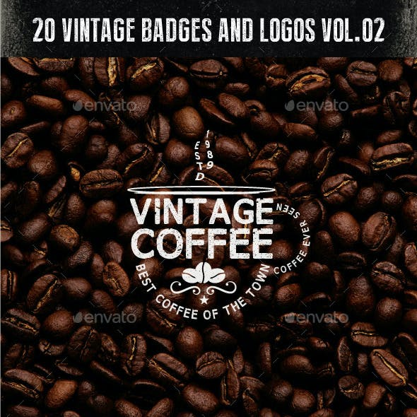Badges and Logos Vol.02