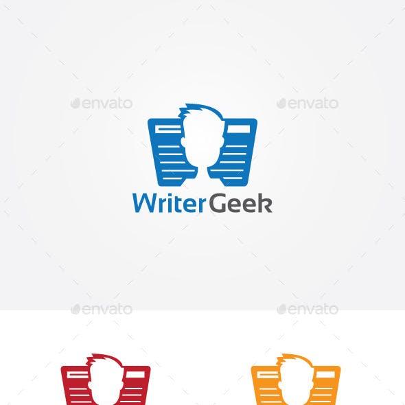 Writer Geek Logo