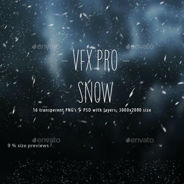 VFX PRO: Snow