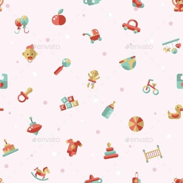 Baby Pattern - Patterns Decorative