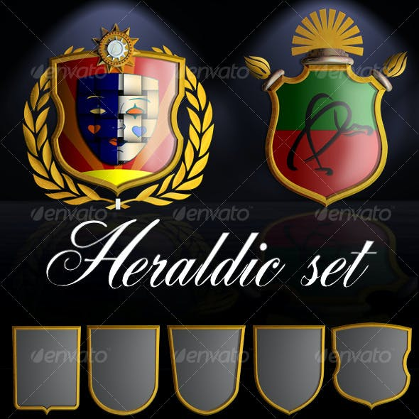 Heraldic Set I