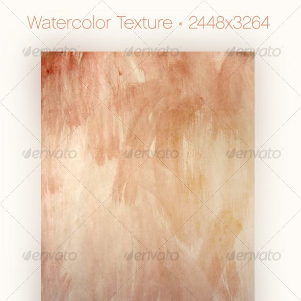High-Res Watercolor Texture