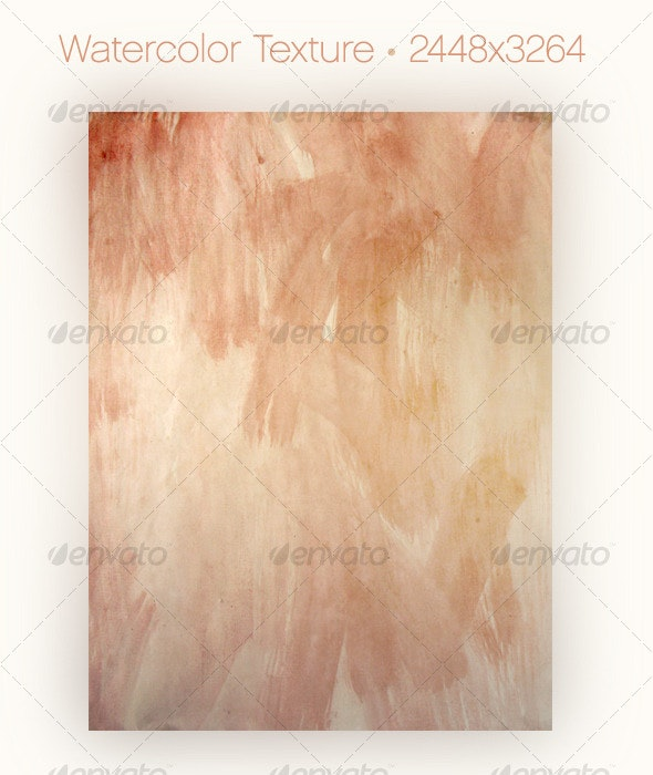 High-Res Watercolor Texture - Abstract Textures