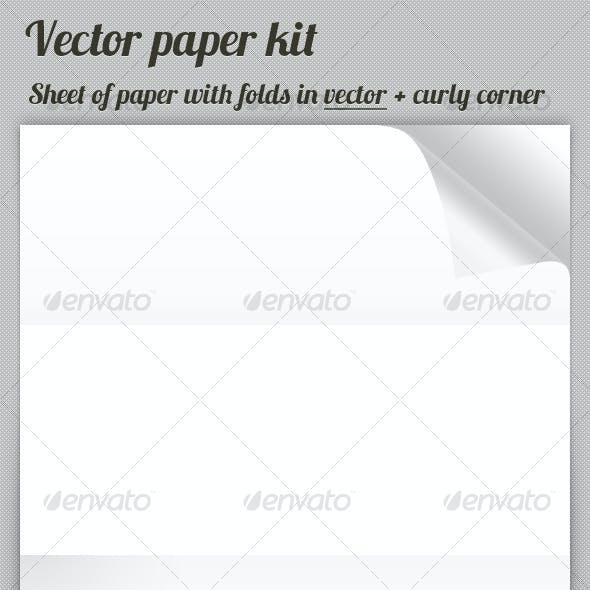 Vector Paper kit
