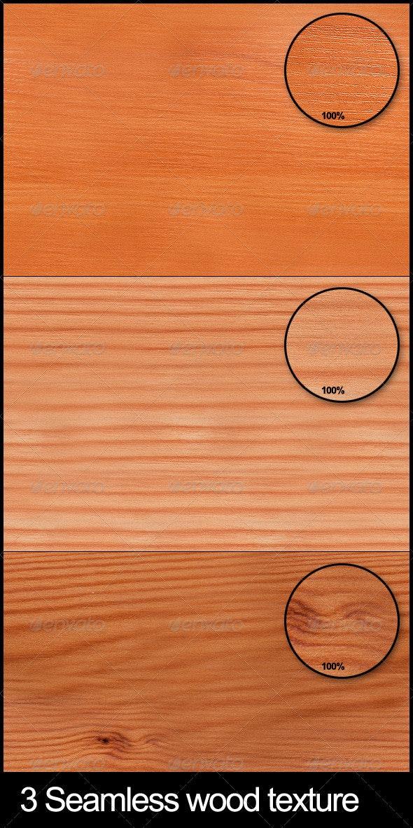 3 Seamless Wood Texture - Wood Textures