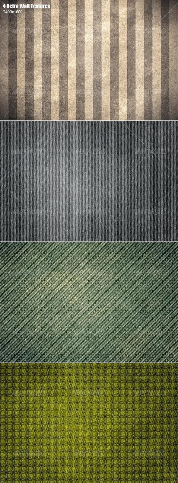 Retro Wall Texture - Industrial / Grunge Textures