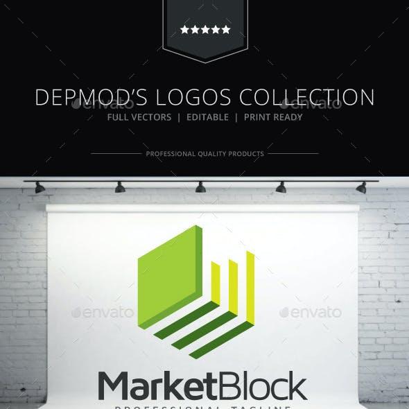 Market Block Logo