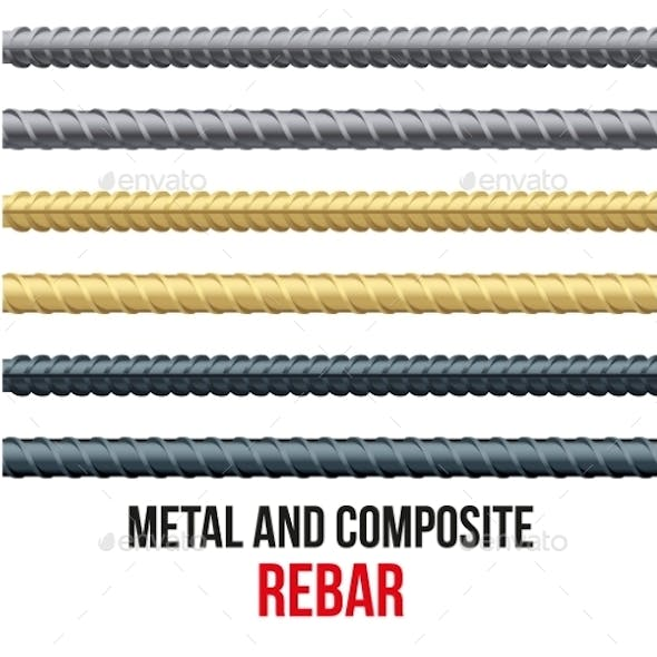 Reinforcement Steel and Composite.