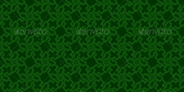 Techno Pattern - Patterns Decorative
