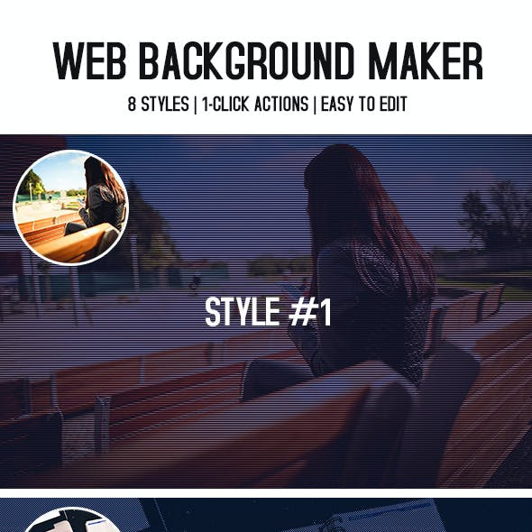 Web Background Maker