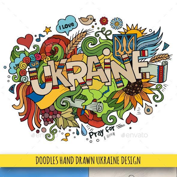 Ukraine Doodles Designs
