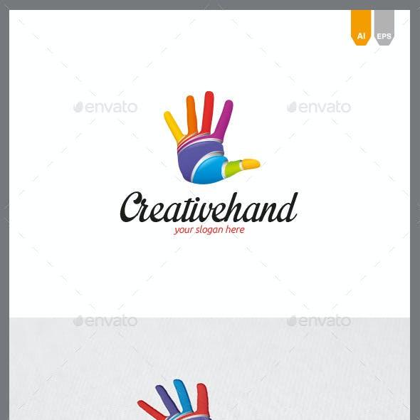 Creative Hand Logo