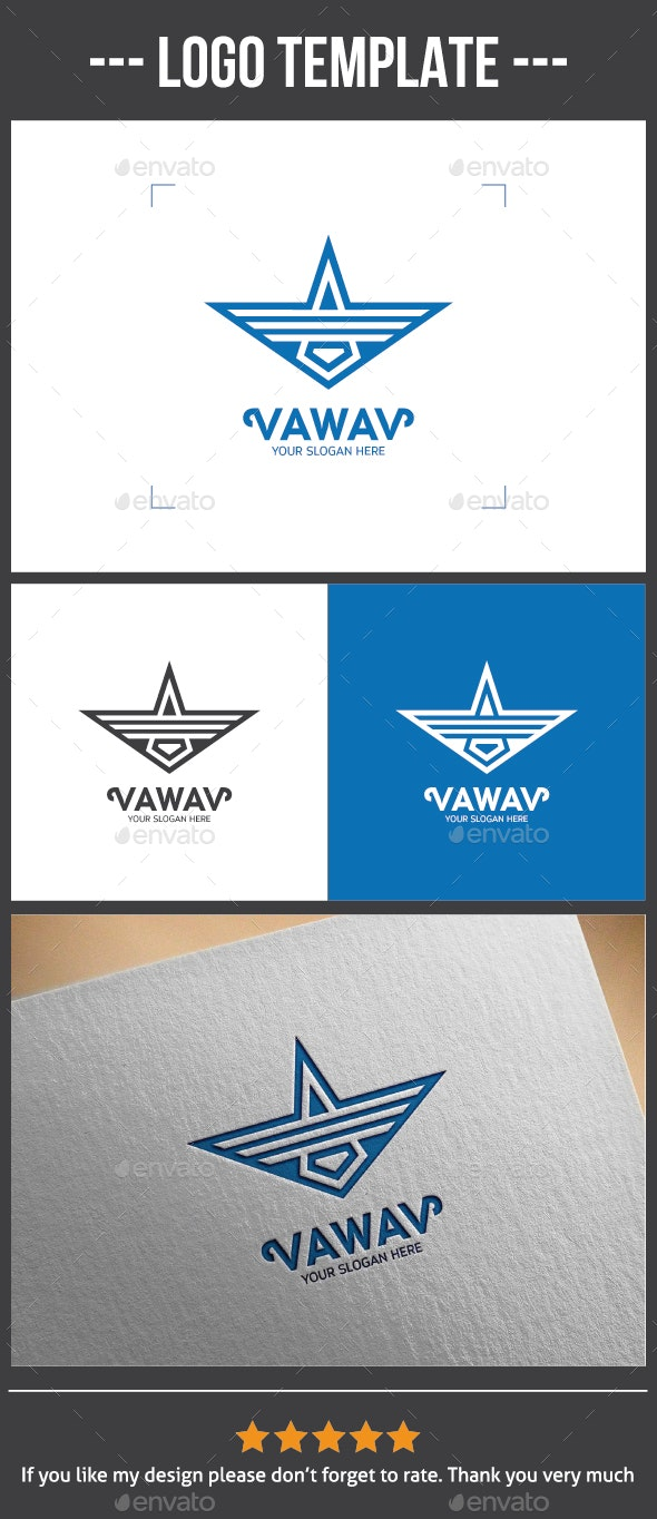 Vawav - Logo Templates - Vector Abstract
