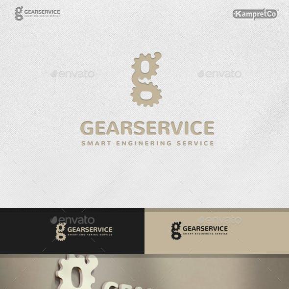 Gear Service Logo