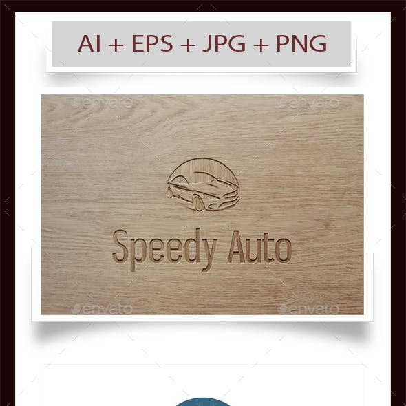 Speedy Auto Logo