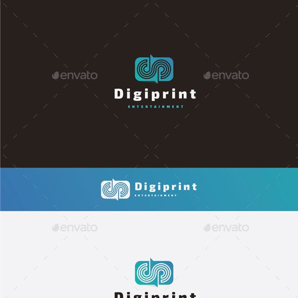 Digi Print Logo