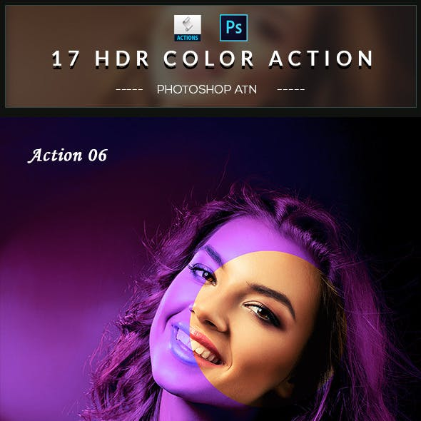 17 HDR color Action