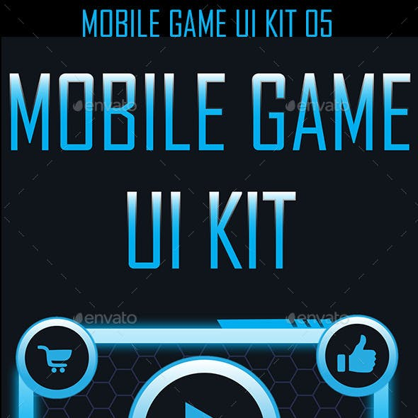 Mobile Game UI 05