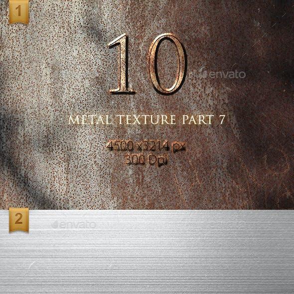 10 Background Metal Texture Part 7