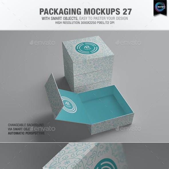 Packaging Mock-ups 27