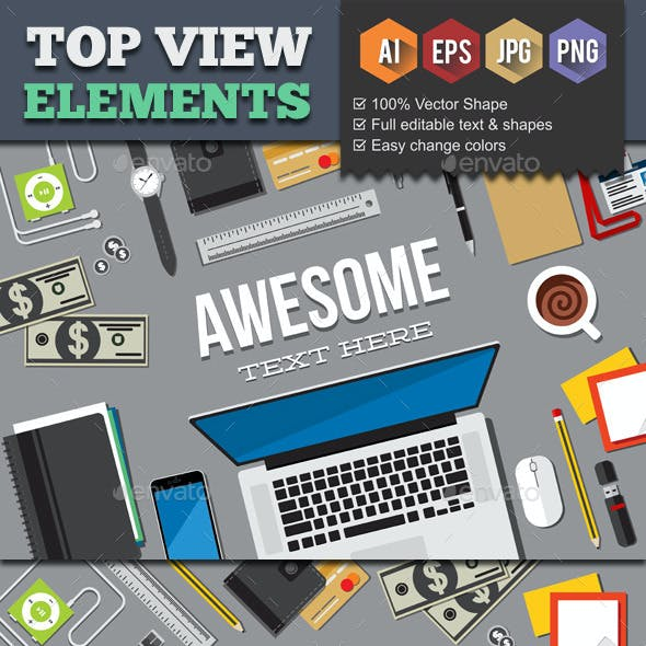 Top View Elements