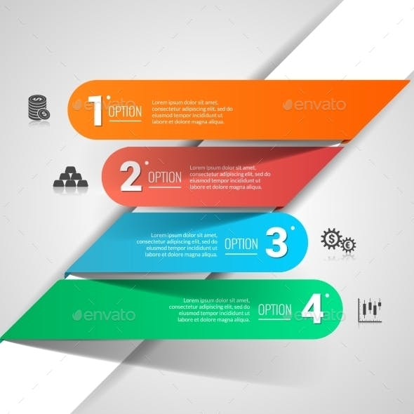 Money Finance Infographics