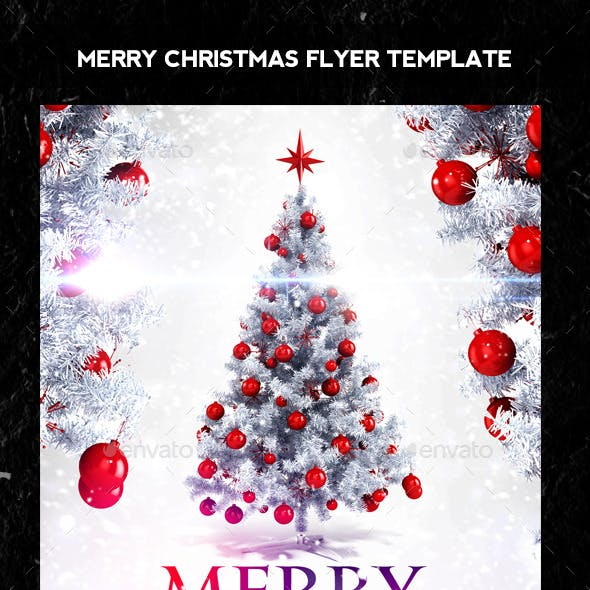 Merry Christmas Flyer