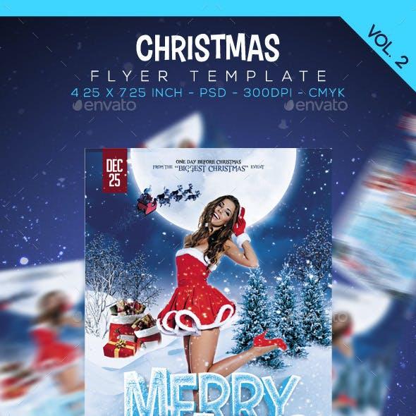 Christmas Flyer Vol. 2
