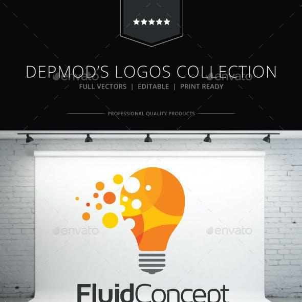Fluid Concept Logo