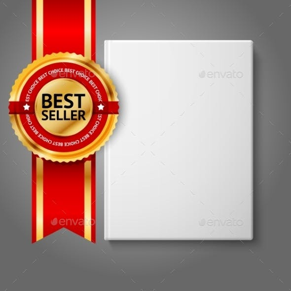 Hardcover Book with Ribbon
