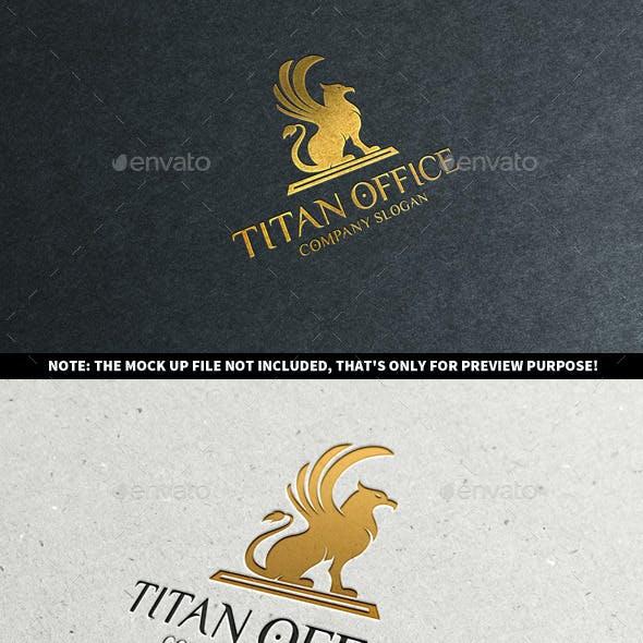 Titan Office Logo