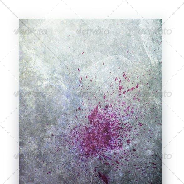 Grunge Splatter Texture
