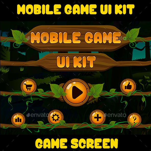 Mobile Game UI 08