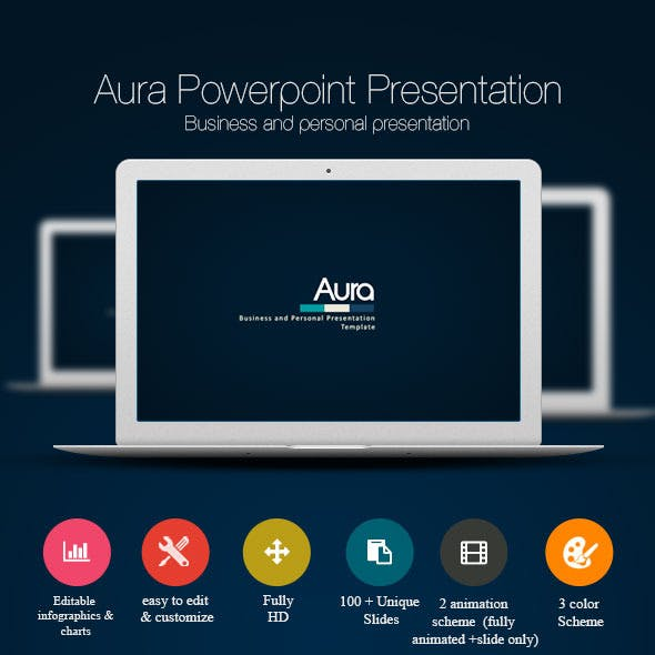 Aura Power Point Presentation