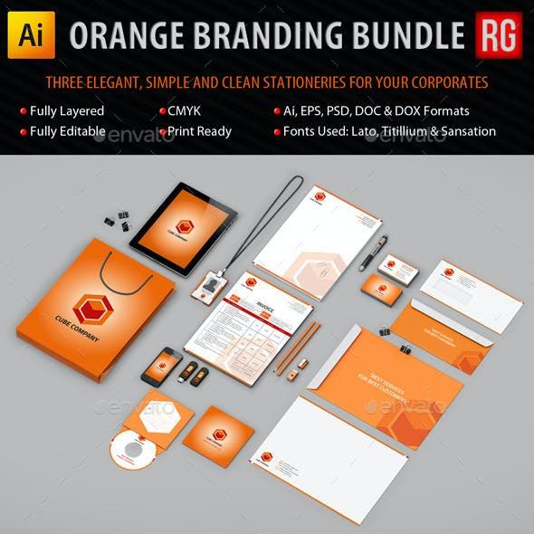 Orange Branding Bundle