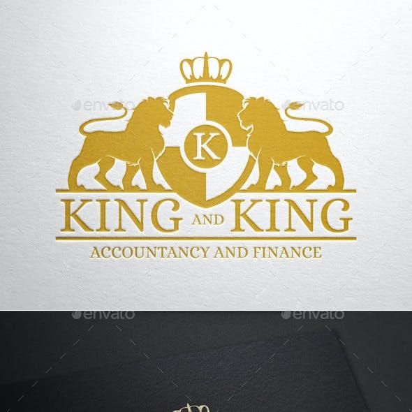 Royal Lion Logo Template v2