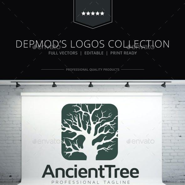Ancient Tree Logo
