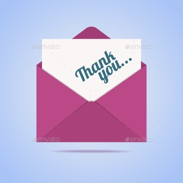 Thank you Letter - Web Technology