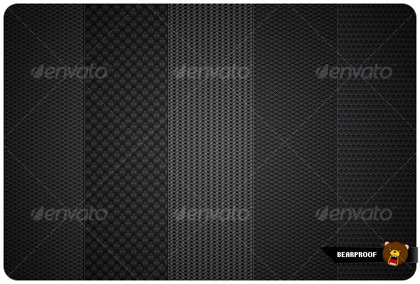 Various dark Pattern - Miscellaneous Textures
