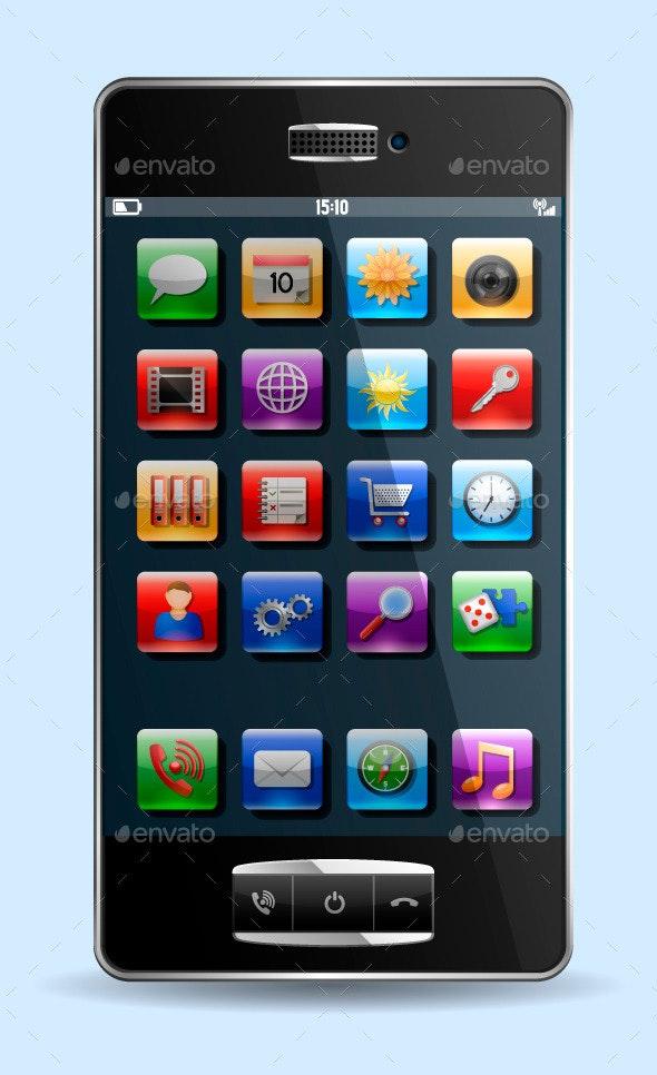 Smartphone - Communications Technology