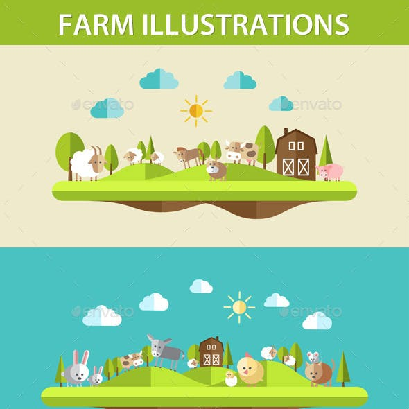 Farm Animal Compositions